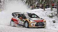 Rally de Suecia 2013: Sébastien Loeb vuelve a ganarle el cara a cara a Ogier