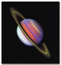 Imprevisto efecto refrigerante en la atmósfera superior de Saturno