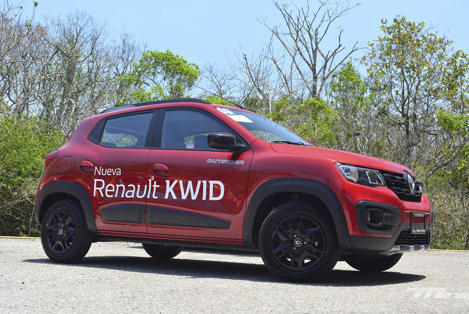 Foto de Renault Kwid (lanzamiento) (5/15)