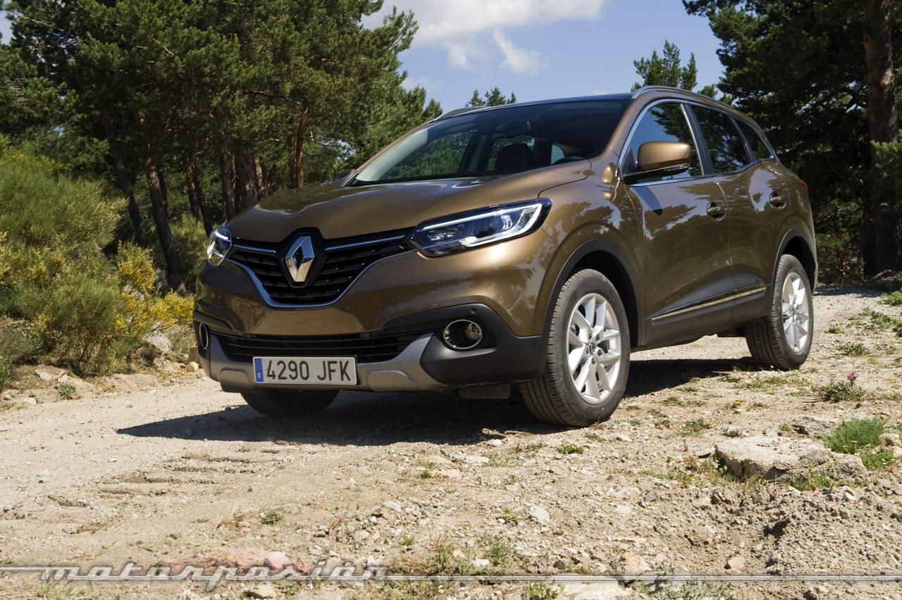 Foto de Renault Kadjar, toma de contacto (4/28)