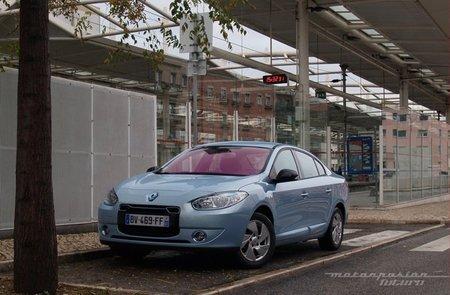 Renault Fluence Z.E. y Kangoo Z.E., presentación y prueba en Lisboa