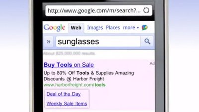 Google Analytics ya muestra el rendimiento de anuncios en dispositivos móviles