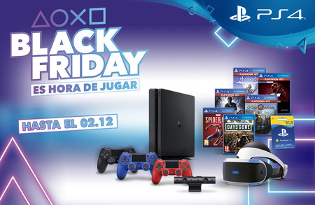 El Black Friday aterriza en PlayStation con todas estas ofertazas