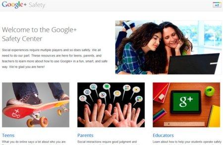 Google+ ya admite a usuarios menores de edad pero mayores de 13 años
