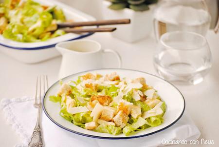 Paseo por la gastronomía de la red: ensaladas ligeras y sabrosas