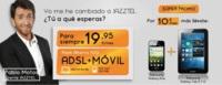 Jazztel va más allá y comienza a ofrecer un pack de smartphone y tablet a plazos