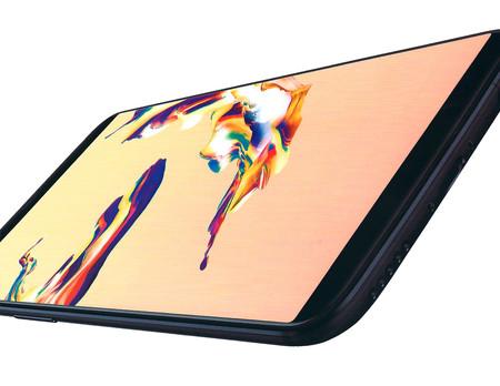 La pantalla casi sin bordes del OnePlus 5T