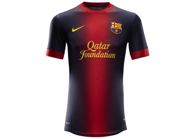 Camiseta FC Barcelona 2012 2013