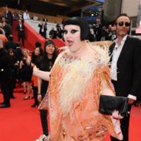Beth Ditto Festival de Cannes peor vestidas