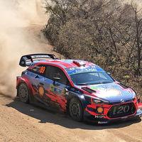 A partir de la temporada 2022, los coches del Campeonato Mundial de Rally serán híbridos