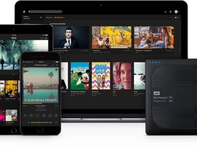 El nuevo disco duro de WD llega con WiFi y 3TB, ideal para tener Plex portátil e inalámbrico