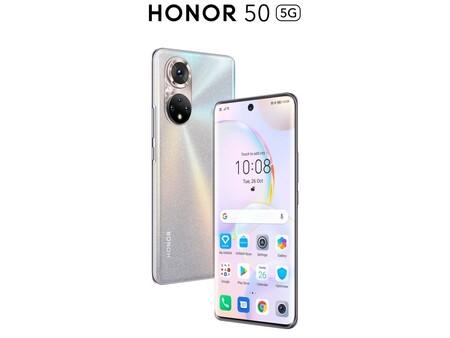 """Es oficial: los HONOR 50 5G llegarán a México con las apps de Google y """"acceso sin restricciones a la Play Store"""""""