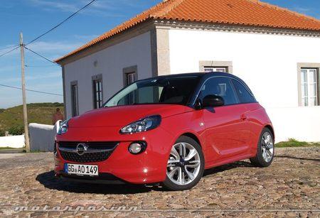 Opel Adam presentación en Lisboa 03