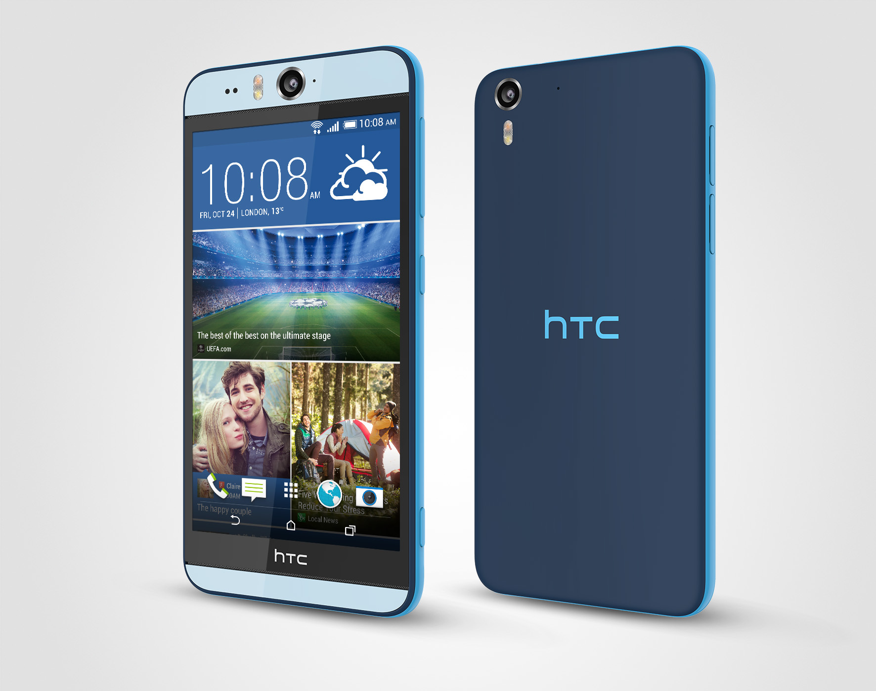 Foto de HTC Desire Eye, diseño (5/6)
