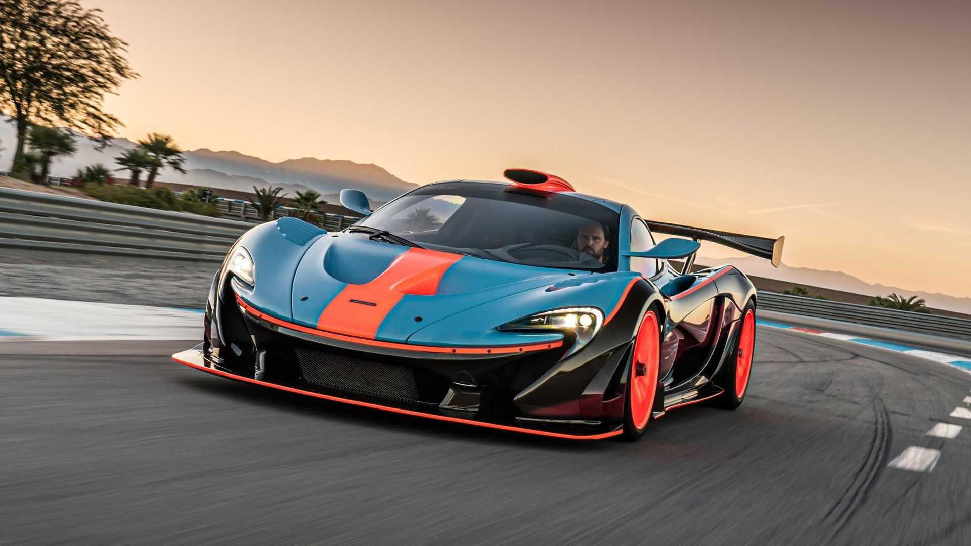 Foto de McLaren P1 GTR-18 preparado por Lanzante (15/32)