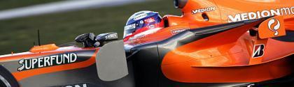 Otro posible Spyker: Markus Winkelhock