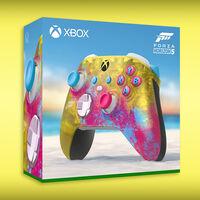 El increíble y colorido control edición especial de 'Forza Horizon 5' para Xbox Series X|S ya se puede reservar en Amazon México