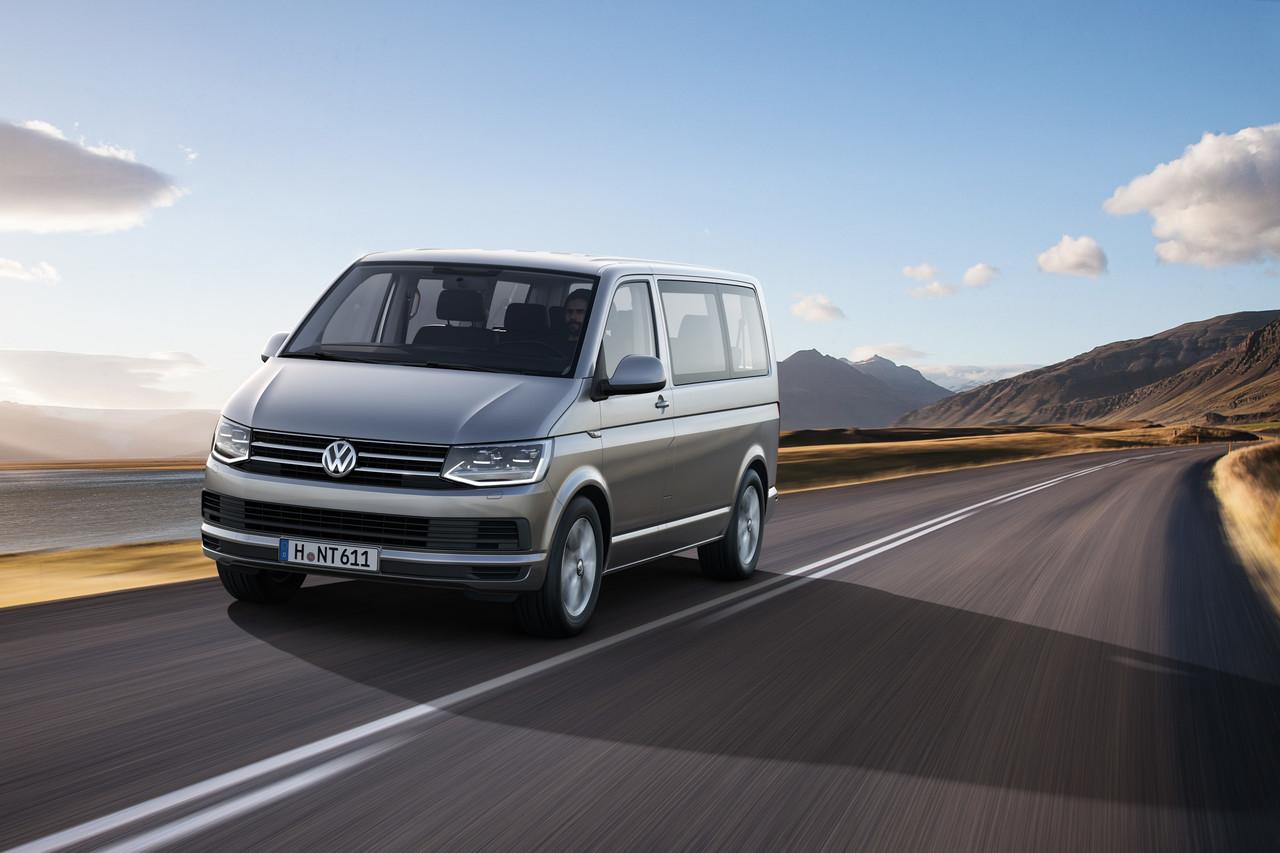 Foto de Volkswagen T6 (2/9)