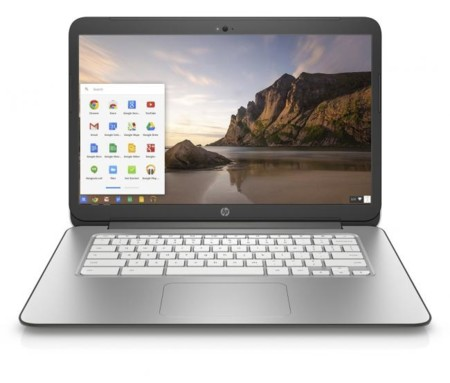 Al HP Chromebook 14 G3 le han puesto pantalla táctil con resolución Full HD