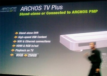 Archos TV Plus