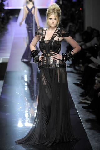 Jean Paul Gaultier Alta Costura Otoño-Invierno 2009/2010 VI