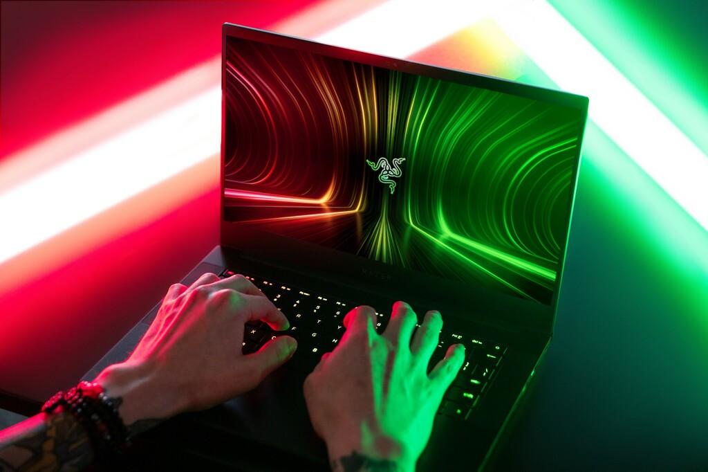 Razer Blade 14 (2021) es el nuevo y espectacular portátil gaming con procesador AMD y NVIDIA GeForce RTX