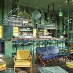 Bar Botanique, una selva tropical en el corazón de Ámsterdam