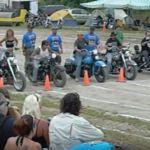 Carreras de lentos con Harley-Davidson