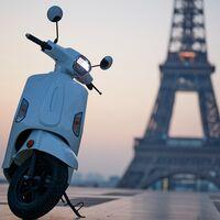 Aparcar la moto en París será de pago a partir de 2022 y otras grandes ciudades europeas podrían imitarlo
