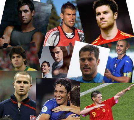 Top Ten: los más guapos de la Copa Confederaciones