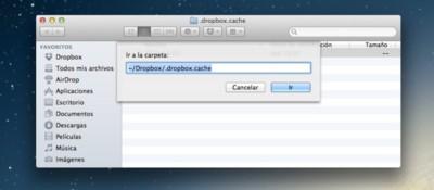 Recupera el espacio consumido por la caché de Dropbox