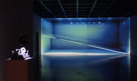 Que la fuerza te acompañe, una exposición interactiva para remover aguas virtuales con Kinect