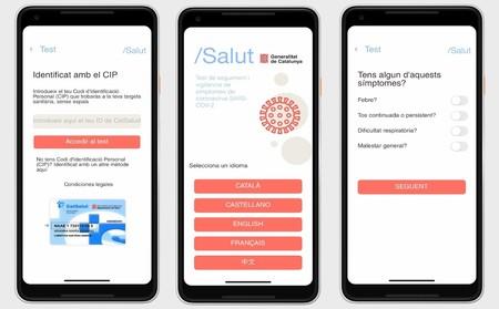 Stop Covid-19 Cat del Servicio de Salud de Cataluña, la primera app lanzada