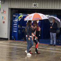 ¡Problemas en Silverstone! Todas las carreras se retrasan por culpa de la lluvia