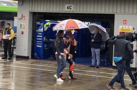 Marc Marquez Gp Gran Bretana Motogp 2018 4