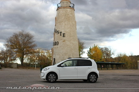Volkswagen e-up! - toma de contacto
