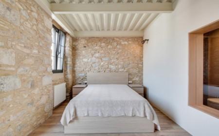 Estilo Rustico Moderno Casa De Campo Dormitorio960x600