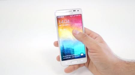 Samsung Galaxy Alpha, primeras impresiones en vídeo