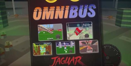 OmniBus, un juego con estilo retro a los polígonos y con una historia para contarse