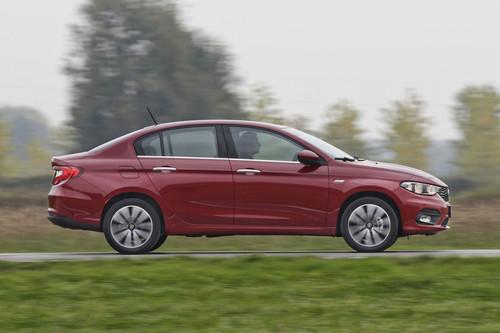 El Fiat Tipo ya está disponible con GLP o con caja de doble embrague DDCT