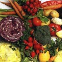 Dieta vegetariana previene infartos en pacientes con artritis