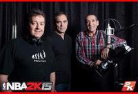 2K Games repite comentaristas españoles para NBA 2K15