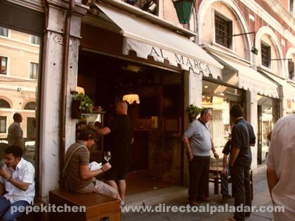 bar al marca venecia