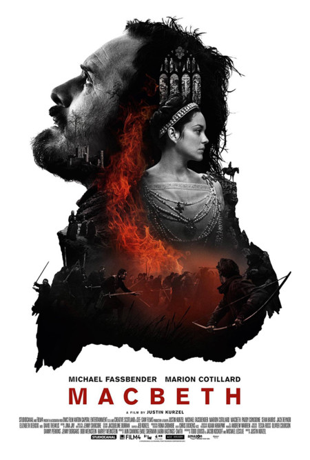 Mejores Posters 2015 Blogdecine Macbeth