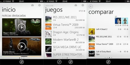 android xbox