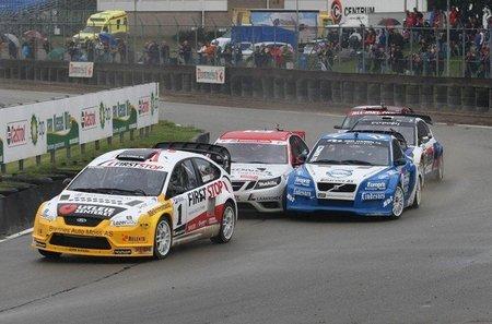 Sverre Isachsen consigue su tercer entorchado del Europeo de Rallycross
