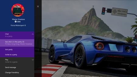 La actualización de febrero de Xbox One viene con un cargamento de funciones sociales