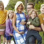 Baby News: del quinto hijo que viene para Tori Spelling a lo comestible que está Pepe Bowie