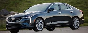 El Cadillac CT4 va al acecho del Clase A en el juego de los sedanes compactos