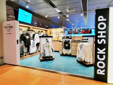 Hard Rock Cafe Hamburg.